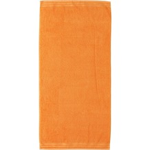 Vossen Frottierserie Calypso Feeling orange Handtuch 50 x 100 cm 2er-Set