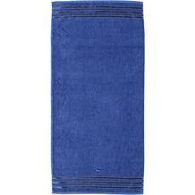 Vossen Frottierserie Cult de Luxe blau Handtuch 50 x 100 cm