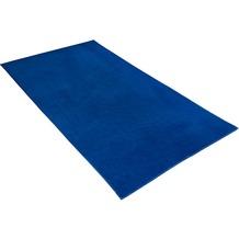 Vossen Strandtuch Beach Club reflex blue 100 x 180 cm