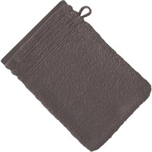 Vossen Waschhandschuh Dreams slate grey 22 x 16 cm 4er-Set