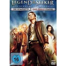 Disney Legend of the Seeker - Das Schwert der Wahrheit (Staffel 02) DVD