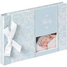 Walther Design Babyalbum Daydreamer Boy, 23,5X16, blau