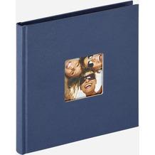 Walther Design Designalbum Fun blau, 18X18 cm