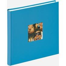Walther Design Designalbum Fun, oceanblau, 26X25 cm