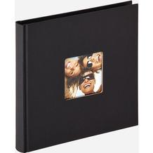 Walther Design Designalbum Fun schwarz, 18X18 cm