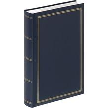 Walther Design Memo-Album Monza blau, f. 300 F. 10X15