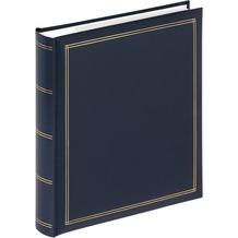 Walther Design Memo-Album Monza,blau f. 200 F. 13X18
