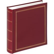 Walther Design Memo-Album Monza,rot f. 200 F.10X15