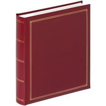 Walther Design Memo-Album Monza,rot f. 200 F. 13X18
