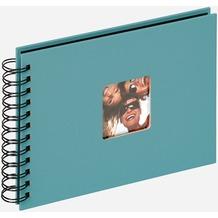 Walther Design Spiralalbum Fun petrolgrün, 23X17 cm