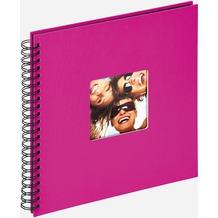Walther Design Spiralalbum Fun pink, 30X30 cm
