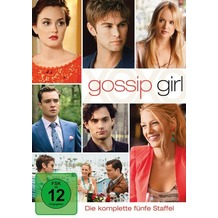 Warner Home Gossip Girl (Staffel 5) DVD