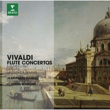 Warner Music 8 Flötenkonzerte, CD