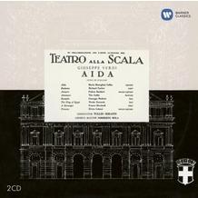 Warner Music Aida (Remastered 2014), CD