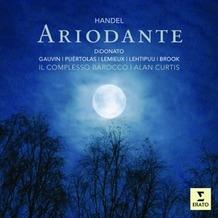 Warner Music Ariodante, CD