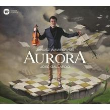 Warner Music Aurora, CD