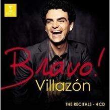 Warner Music Bravo! Villazn (The Recitals), CD