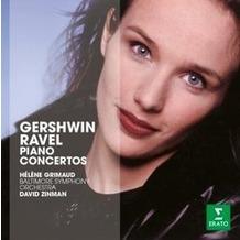 Warner Music Klavierkonzerte, CD