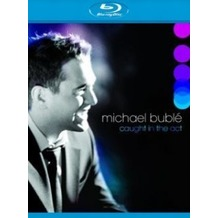 Warner Music Michael Buble - Caught in the Act, Blu-ray