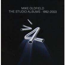Warner Music Studio Albums:1992-2003,The, CD