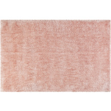 Wecon home Hochflor-Teppich Shiny Touch WH-1411-055 rosa 80x150