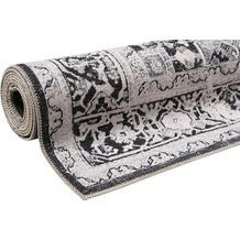 Wecon home Kurzflor-Teppich Seelace WH-19090-06 grau 80x150