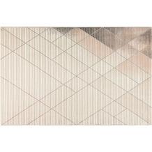 Wecon home Kurzflor-Teppich Velvet Walk WH-22892-655 rosa 80x150