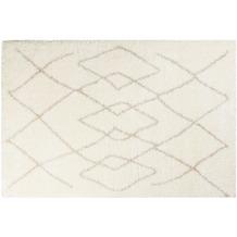 Wecon home Teppich Afella WH-5965-060 weiß 80x150