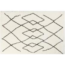 Wecon home Teppich Afella WH-5965-695 weiß 80x150