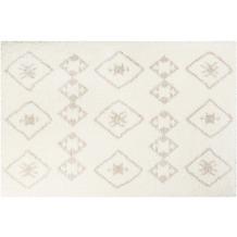 Wecon home Teppich Ayachi WH-5967-060 weiß 80x150