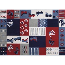 Wecon home Teppich, Hands & Feet, WH-0761-03 80 cm x 150 cm