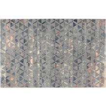Wecon home Teppich Pearl 2.0 WH-0878-02 grau 80x150