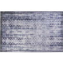 Wecon home Teppich Poolside WH-10050-03 blau 60x100