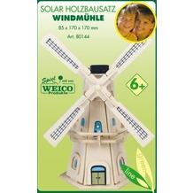 Weico Holzb. Solar Windmühle