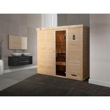 Weka Design-Sauna KEMI 5 GT, ohne Ofen