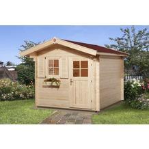 Weka Gartenhaus Premium28 FT, 250 x 200, V60
