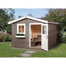 Weka Gartenhaus Premium28 FT, 250 x 200