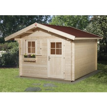 Weka Gartenhaus Premium28 FT, 300 x 250, V60