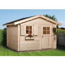 Weka Gartenhaus Premium28 FT, 300 x 250