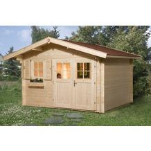Weka Gartenhaus 109 Gr.1, 28 mm, DT, EF