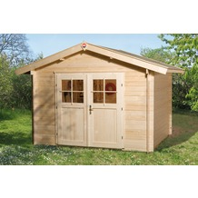 Weka Gartenhaus Premium28 DT, 300 x 300