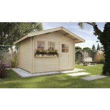 Weka Gartenhaus 139 A Gr.1, 45 mm, V60, ET, DF