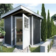 Weka Gartenhaus 229 Gr.1, anthrazit, 21 mm