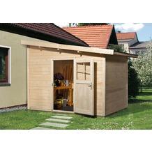 Weka Gartenhaus 260 Gr.1, 28 mm, ET