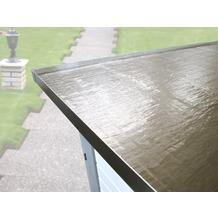 Weka hochwertige selbstklebende Metalldachbahn für weka Flachdachhäuser
