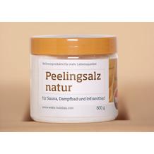 Weka Peelingsalz natur