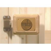Weka Saunatürgriff-Set für Holztür