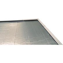 Weka Set selbstklebende Dachbahn silbergrau für Saunahäuser FARSUND und KUOPIO (3 Rollen)