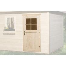 Weka Zusatztür für weka Gartenhaus 21/28 mm, 97x182 cm