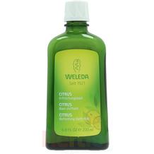 Weleda Citrus Refreshing Bath Milk Revitalising and stimulating 200 ml